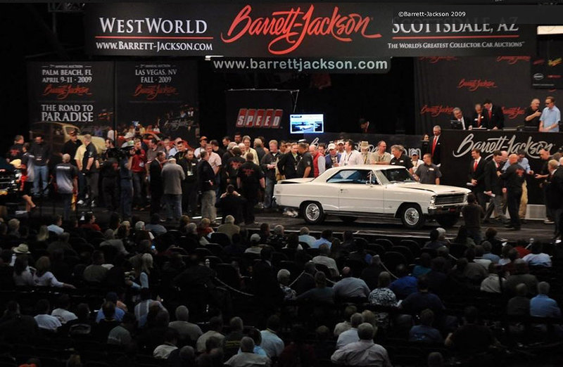 Barreet Jackson in North Scottsdale